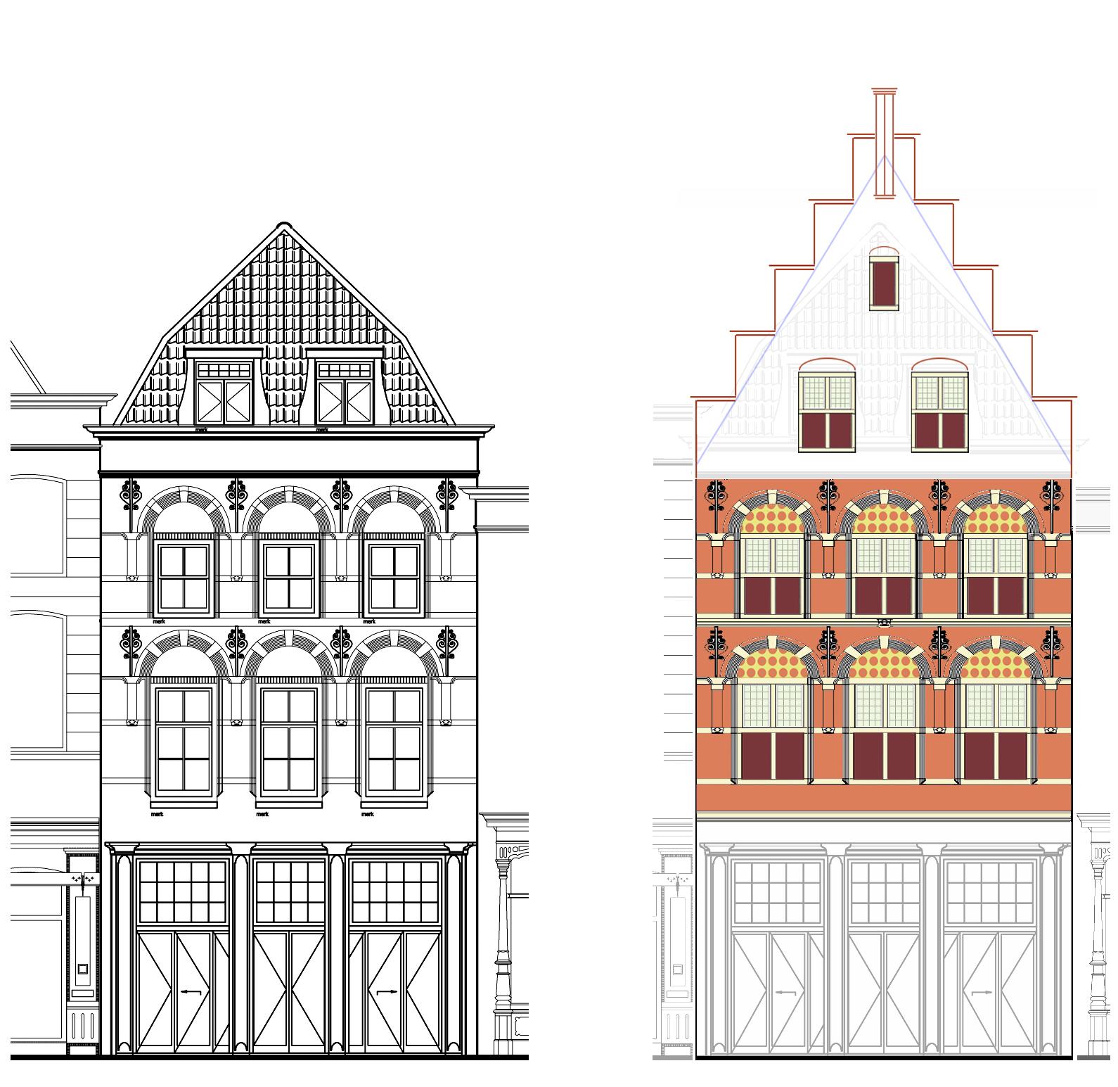 Nieuwsarchief veerman bouwhistorie for Huizen tekenen